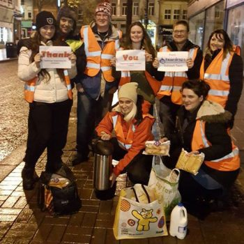 teardrops homeless charity